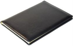 Книжка телефонная А5, Malaga,  черный - фото 3863