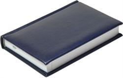 Ежедневник недатированный А6, Sevilia, синий темный