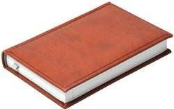 Ежедневник недатированный А6, Vivella, коричневый
