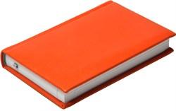 Ежедневник недатированный А6, Nature, оранжевый