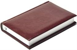 Ежедневник недатированный А6, Image, бордовый