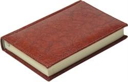 Ежедневник недатированный А6, Savanna, коричневый
