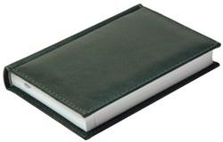 Ежедневник недатированный А6, Casco, зеленый