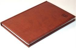 Книжка телефонная А5Vivella коричневый - фото 4076