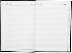 Книжка телефонная А5, Rich, синий темный - фото 4086