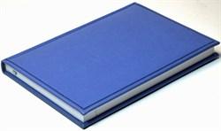 Ежедневник недатированный А5 Bufalino синий