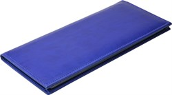 Визитница настольная на 96 визиток Vivella синий - фото 4263