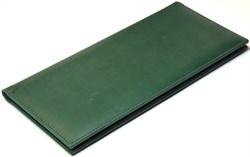 Визитница настольная на 96 визиток Vivella зеленый - фото 4269