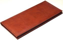 Визитница настольная на 96 визиток Vivella коричневый - фото 4275