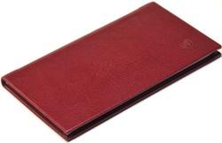 Книжка телефонная карманная Sevilia бордовый - фото 4336