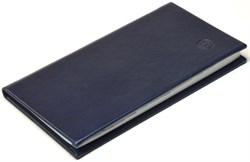 Книжка телефонная карманная Sevilia синий темный - фото 4340