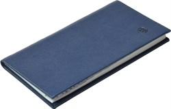 Книжка телефонная карманная Sevilia синий - фото 4342