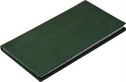 Книжка телефонная карманная Vivella зеленый - фото 4346