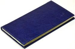 Книжка телефонная карманная, Rich, синий - фото 4354