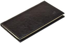 Книжка телефонная карманная, Rich, черный - фото 4360