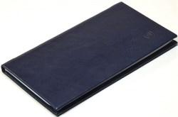 Книжка телефонная карманная, Nature, синий - фото 4366