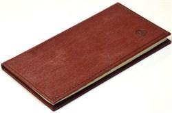 Книжка телефонная карманная, Wood, мореный дуб - фото 4376