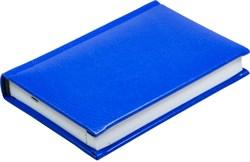 Ежедневник недатированный А6, Sevilia, голубой