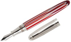 Ручка перьевая Signum Murano Rosso