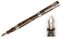 Ручка перьевая Signum Palladio Marrone