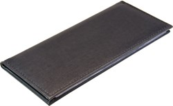 Визитница настольная на 96 визиток   Nappa серый - фото 5507