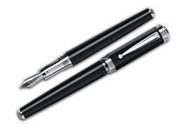 Ручка перьевая Signum Carina Nero CT, перо сталь