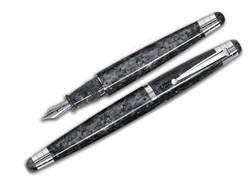 Ручка перьевая Signum Nova Grigio, перо золото 18К