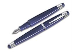 Ручка перьевая Signum Nova Azzurro, перо сталь