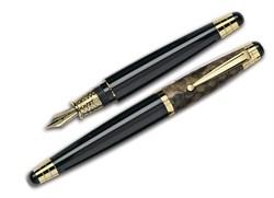 Ручка перьевая Signum Nova Phyton Marrone, перо золото 18К