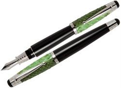 Ручка перьевая Signum Nova Phyton Verde, перо сталь