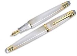 Ручка перьевая Signum Nova Bianko GT, перо сталь