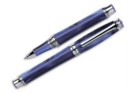 Ручка-роллер Signum Solare Azzurro CT - фото 6558