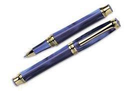 Ручка-роллер Signum Solare Azzurro GT - фото 6560
