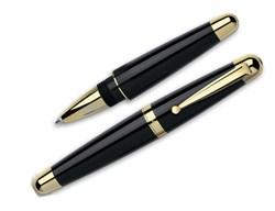 Ручка шариковая Signum Solare Nero GT, укороченная