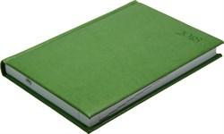Ежедневник датированный на 2022 год А5 Sevilia зеленый светлый