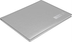 Еженедельник датированный на 2021 год А4 Liga серебряный серебряный обрез