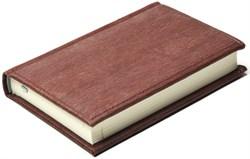 Ежедневник недатированный А6, Wood, мореный дуб