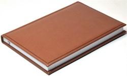 Ежедневник недатированный А5 Bufalino коричневый