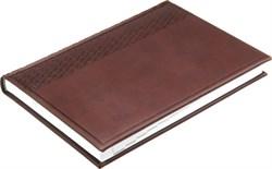 Ежедневник датированный на 2022 год А5 Vivella бордовый