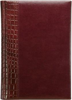 Ежедневник датированный А5 Image/Dedalo бордовый
