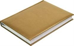 Ежедневник датированный на 2022 год А5 Rich metallic золотисто-коричневый