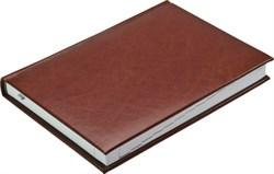 Ежедневник датированный на 2019  год А5  Nature коричневый