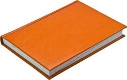 Ежедневник датированный на 2021 год  А5  Nature оранжевый
