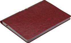 Блокнот недатированный А5 с ручкой Rich коричневый