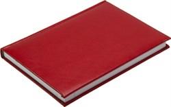 Ежедневник недатированный А5 Nature красный
