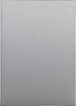 Папка адресная А4 Tango серебряный