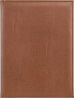 Папка адресная А4 Premium коричневый