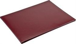 Папка адресная А4 Esprit бордовый