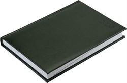 Ежедневник датированный на 2021 год  А5 Sevilia зеленый