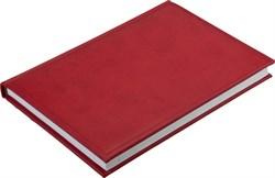 Ежедневник недатированный А5 Vivella красный